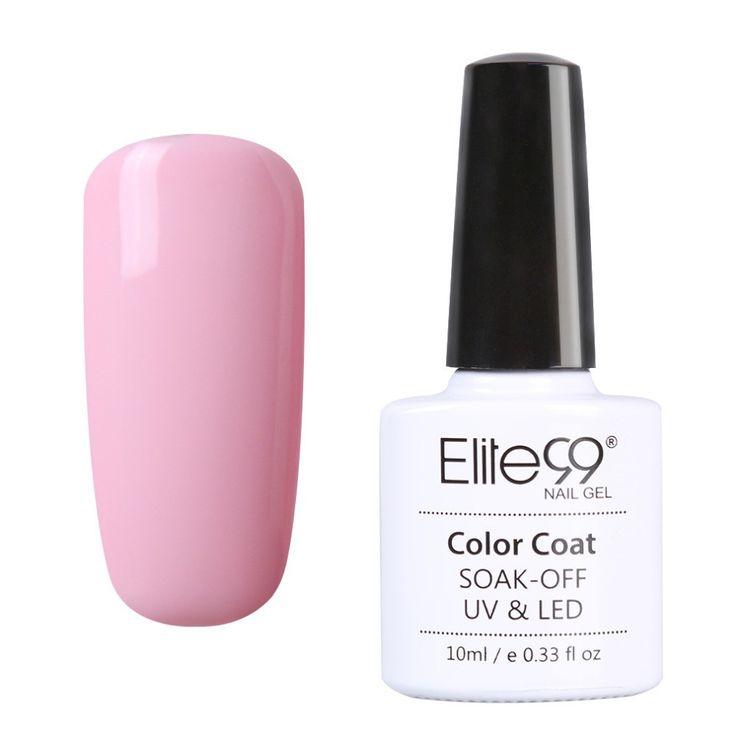 Now available on our store: Elite99 UV LED Na... Check it out here! http://lestyleparfait.co.ke/products/elite99-uv-led-nail-polish-gel-pink-nails-gorgeous-pink-series-10ml?utm_campaign=social_autopilot&utm_source=pin&utm_medium=pin #onlineshoppingkenya #fashionkenya #stylekenya