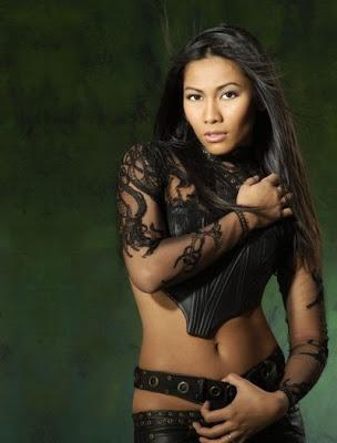 Anggun C. Sasmi Hairstyle | Fashionable Hairs