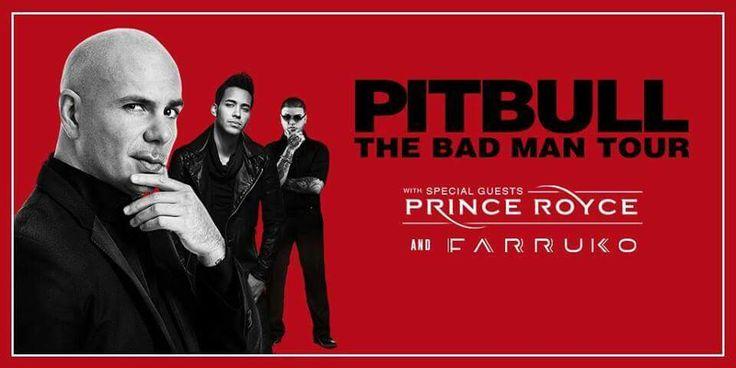 The Bad Man Tour 2016