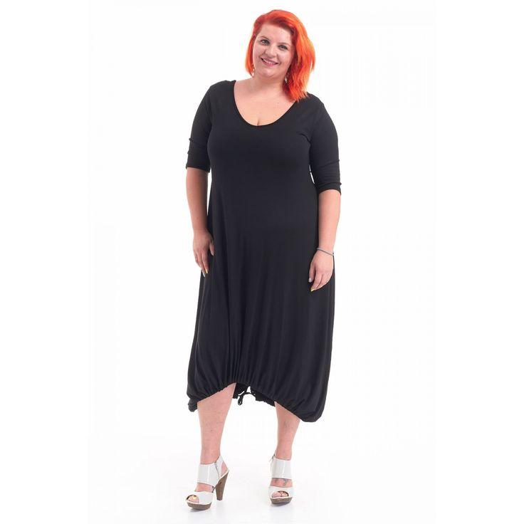Φόρεμα τρουακάρ με σούρα (4431)
