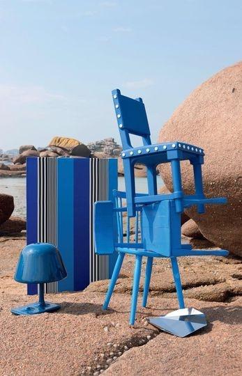 Une déco en bleue en bord de mer !! decodesign / Décoration