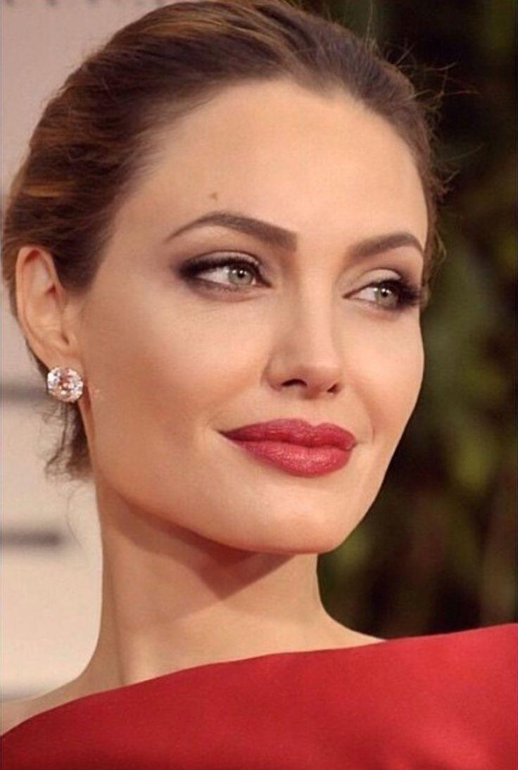 макияж звезд голливуда фото показывается, как