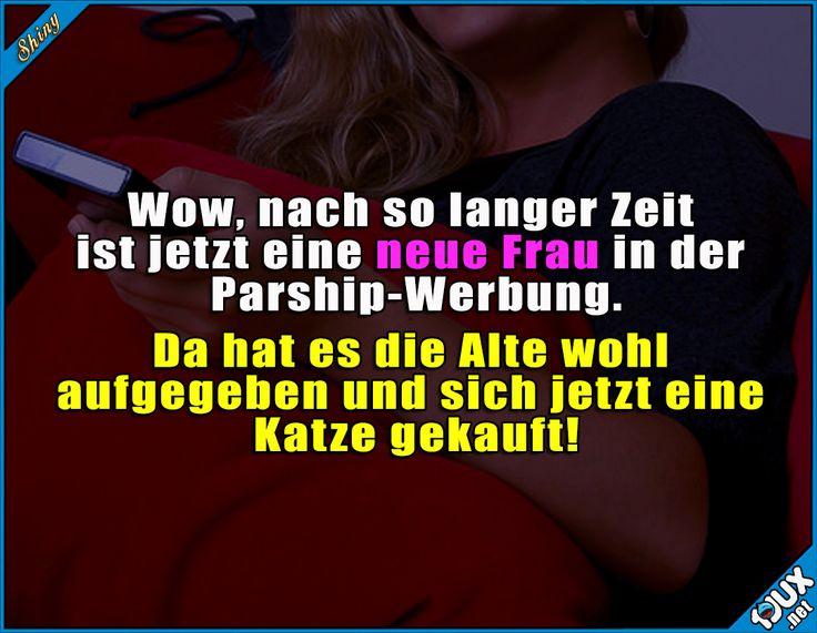 Eine Katzenlady mehr auf der Welt ^^'  Lustige Bilder und Memes #Humor #Sprüche #lustigeBilder #lustigeSprüche #Parship #Werbung #Jodel #lustig