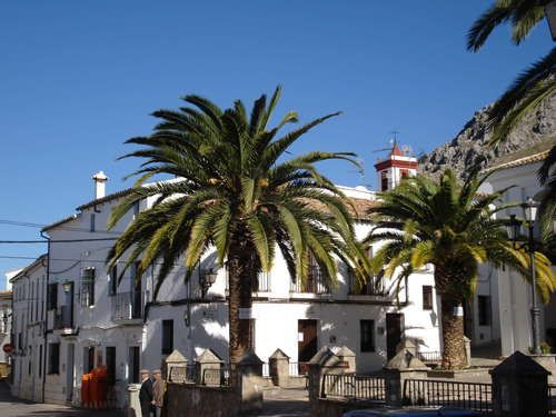 Ayuntamiento de Benaocaz, Cádiz.