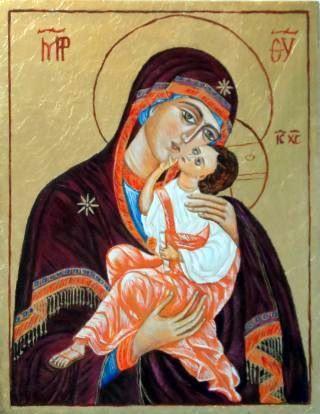 Matka Boża z Dzieciątkiem - Galeria Wiera