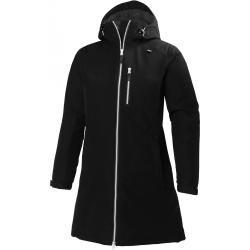 Helly Hansen W Long Belfast Winter Jacket   Xs,s,m,l   Schwarz   Damen Helly Hansen