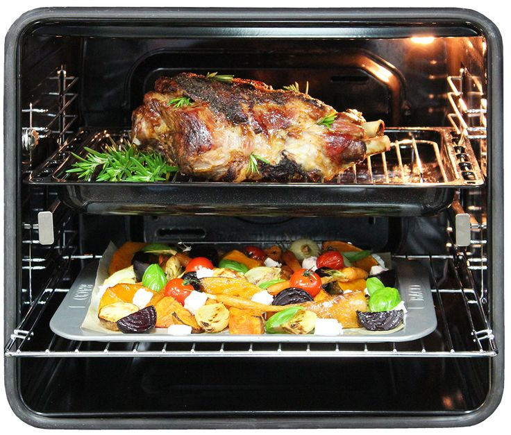 Rare, medium or well done? However you like your meat, your ReadyCook IB6010FRC is equipped with a handy meat probe to check the internal temperatures without the need to carving, until your roast is perfect.