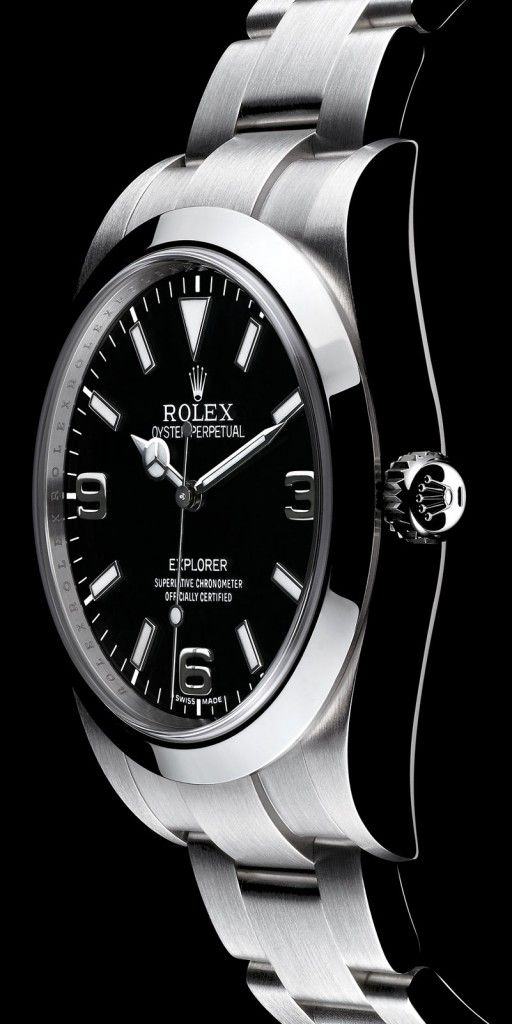 Explorer 1 - new 39mm case - people say the arms too short and flawed but I like it over all others