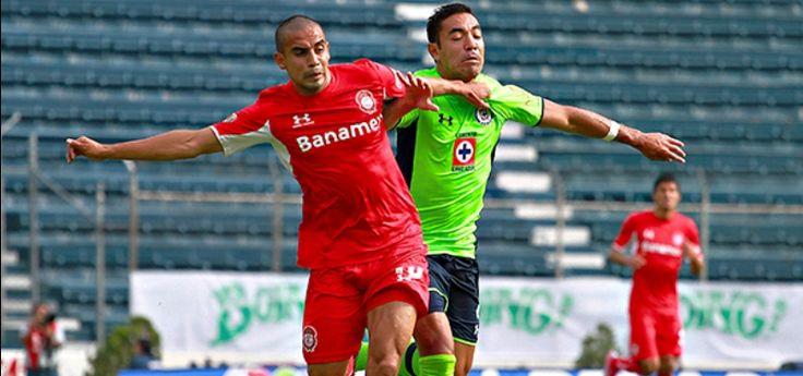 #LigaMX Toluca sorprendió a Cruz Azul en su casa