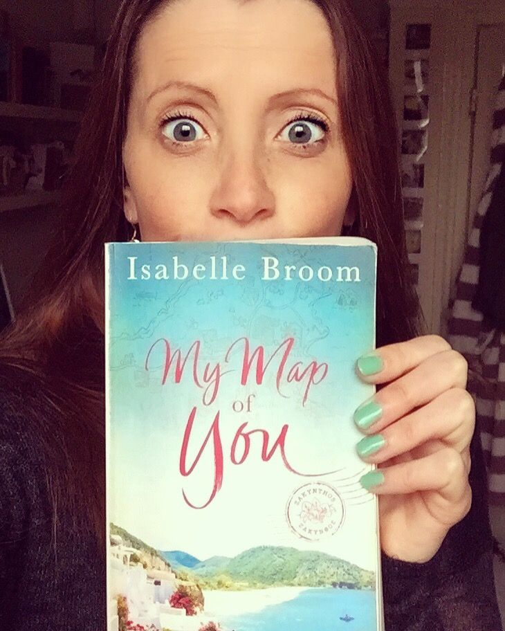 A chat about insomnia, nuts and #Zante with author Isabelle Broom http://effrosyniwrites.com/2016/06/14/interview-with-isabelle-broom/