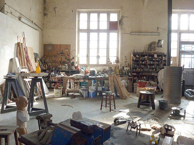 888 Best Artists Workspaces Images On Pinterest