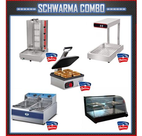The famous Schwarma business startup combo is here and it's brought to you by the ever loved catering, butchery and bakery brand of Sunrose Online.
