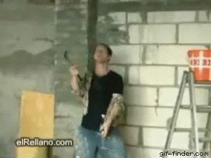Crazy Hammer Trick | Gif Finder – Find and Share funny animated gifs