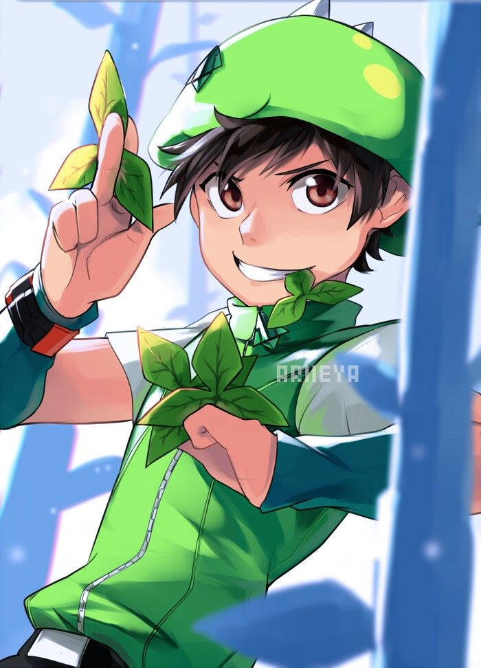 9 best boboiboy images on Pinterest