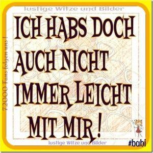 ich_hab_s_doch_auch_nicht_immer_leicht.jpg von Edith auf www.funpot.net