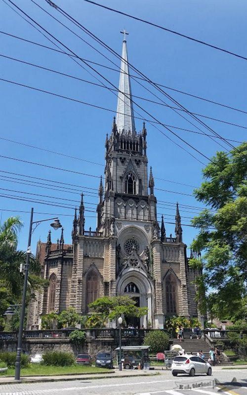 Catedral de São Pedro de Alcântara, Petrópolis, Rio de Janeiro