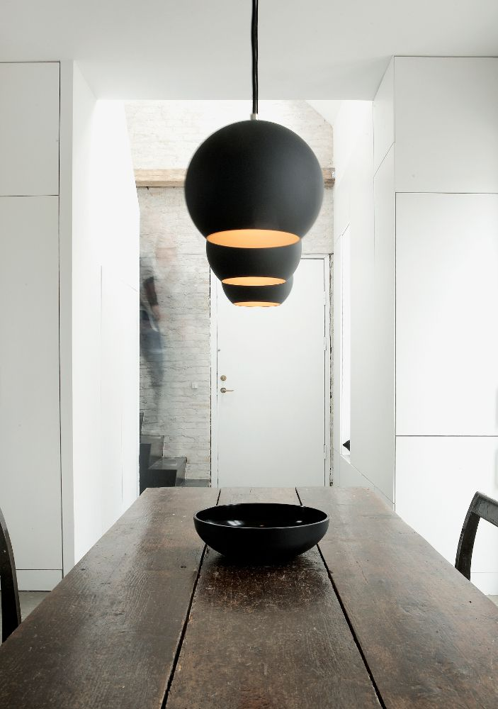 Mooi design van Benjamin Hubert voor &tradition #lighting #diningroom