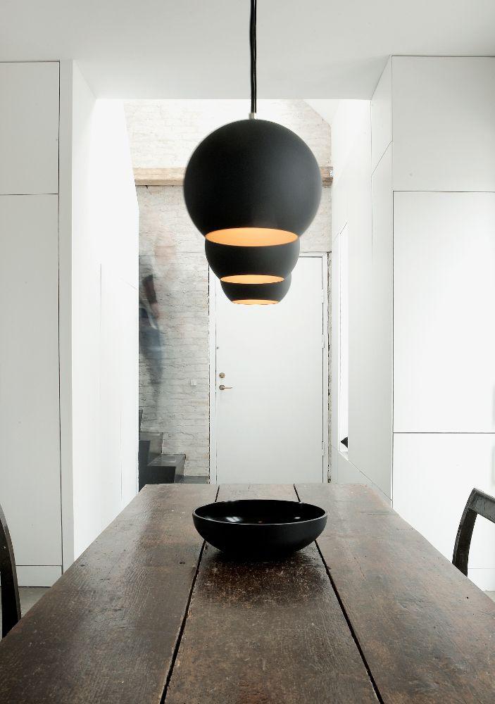 Mooi design van Benjamin Hubert voor &tradition #lighting #diningroom