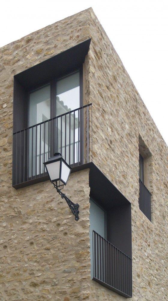 Casa CL / ADI Arquitectura /// Window Corner Detail ///