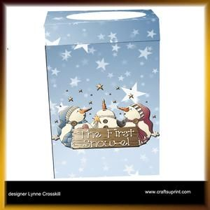 Snow-el Gift Box