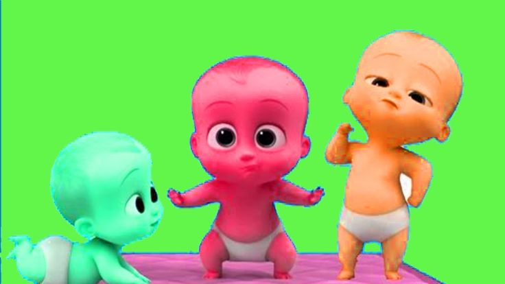 Learn Colors With THE BOSS BABY Best Memorable Moments Funny Videos For Kids Learn Colors for Kids
