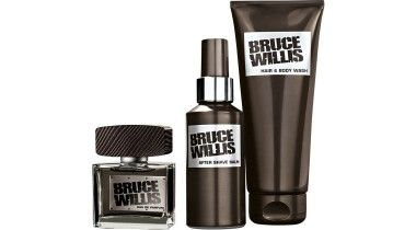 LR Bruce Willis Duftset http://bit.ly/1a2m1VX :  Set besteht aus: Eau de Parfum + Body Wash + After Shave Emulsion