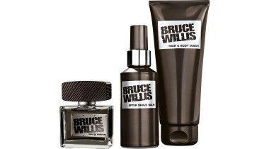 LR Bruce Willis Duftset http://bit.ly/1a2m1VX :  Set besteht aus: Eau de Parfum + Body Wash + After Shave Emulsion