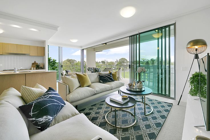 SHERWOOD 119/20 Egmont Street...Setting the standard for resort style living, this 149m2 luxury apartment represents contemporary, executive style living without compromise on space or style. Located just 8km from Brisbane's CBD this complex is one of Sherwood's best kept secrets.