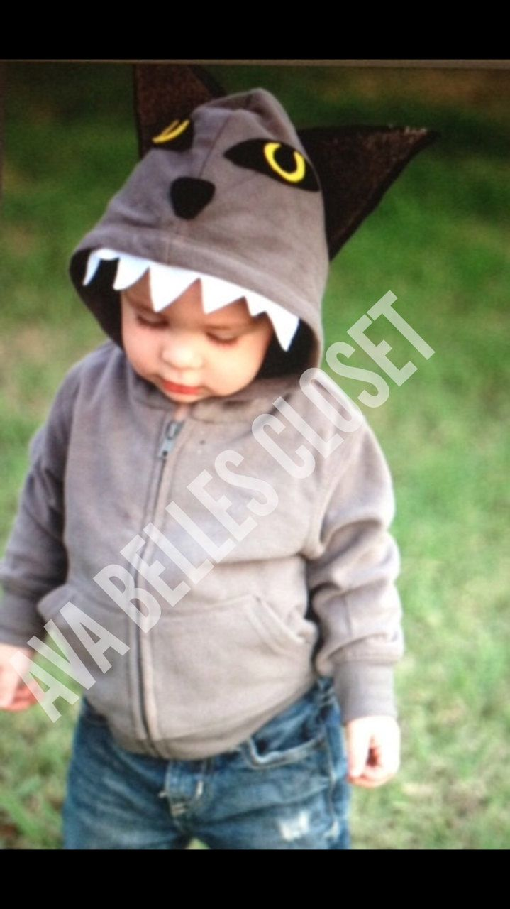 Best 25 big bad wolf costume ideas on pinterest werewolf party the big bad wolf this is great for your tough little man costume is made from light gray hoodie color may vary slightly due to availability solutioingenieria Choice Image