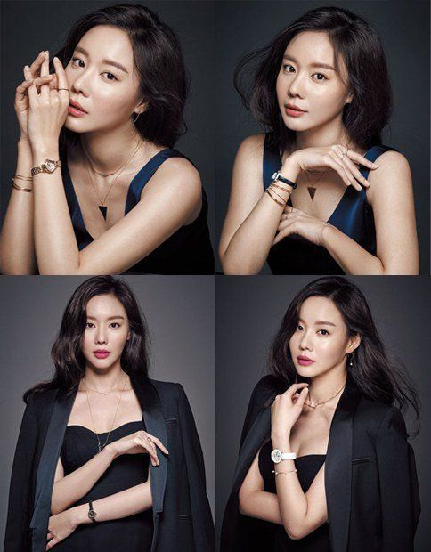 Actress Kim Ah Joong Proves her Undeniable Beauty in B-Cuts! | Koogle TV