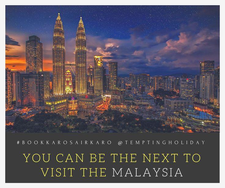 Malaysia Tour Packages  #BookKaroSairKaro #TemptingHoliday