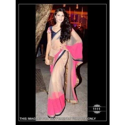Fernandes Bollywood Saree Replica Bollywood Sarees