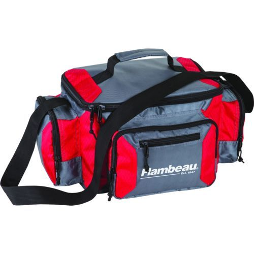 Flambeau Graphite 400 Tackle Bag Red - Fishing Equipment, Soft Tackle Bags at Academy Sports