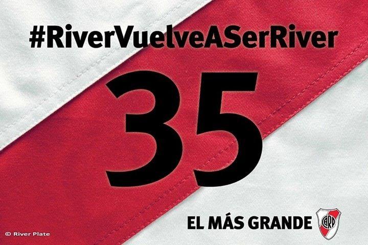 RIVER PLATE CAMPEÓN DE ARGENTINA