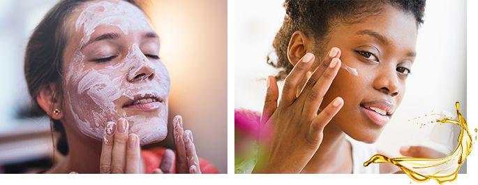 Gi deg selv og huden din ekstra pleie. Dette er fire måter å vise huden din at du elsker den gjennom å skjemme den bort litte ekstra.