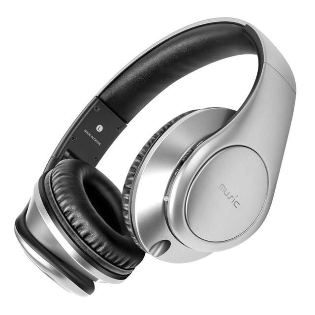 Sound Intone Bluetooth Headphones Wireless Noise Reducing Headsets With Mic/Volume Control Support TF Card
