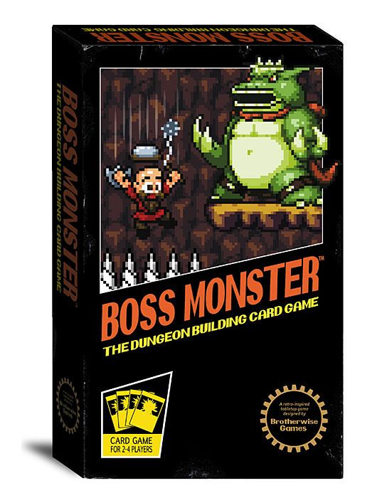 #1.5.   Boss Monster: Dungeon-Building Card Game