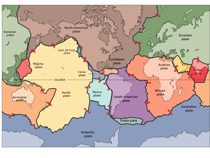 200 best geography images on pinterest cartography maps and map of earths tectonic plates publicscrutiny Choice Image