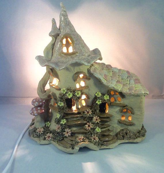 989 best Fairy Garden images on Pinterest | Fairies garden ...