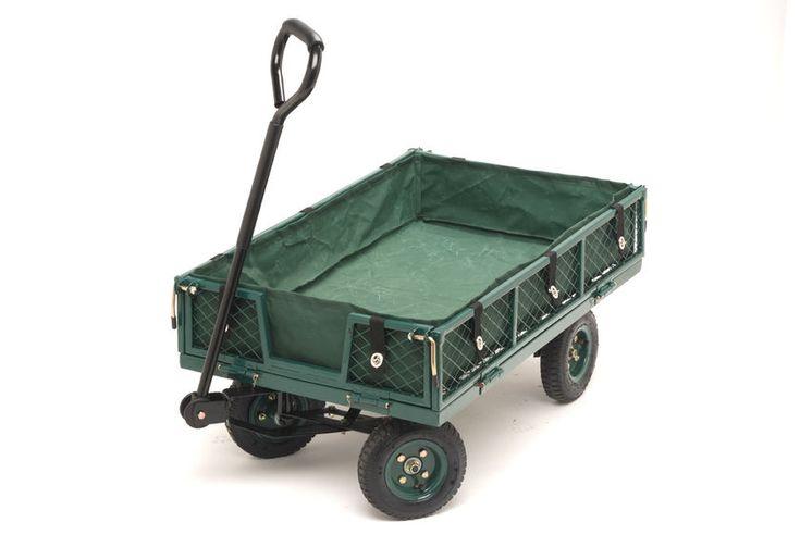 Garden Cart - Garden Wagon - Nursery Cart   Gardener's Supply