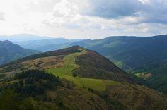 ...auf den Höhen der Cevennen, Florac, Frankreich