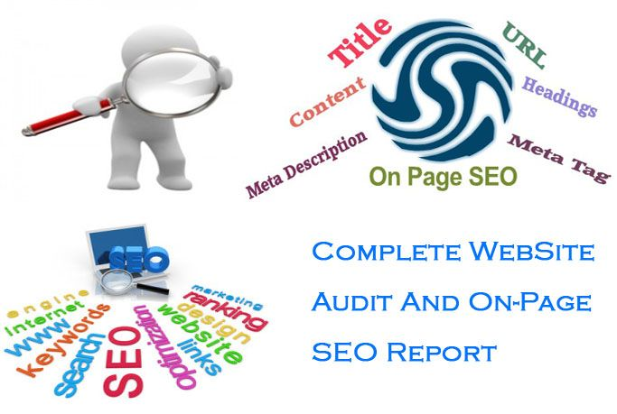 internalsoul: do A Exclusive And Professional On Page Seo Audit Report For Your Website for $5, on fiverr.com #WebSiteAudit #OnPageSeoAnalysis #WebsiteCheck #SiteAudit #SiteAnalysis #SEO