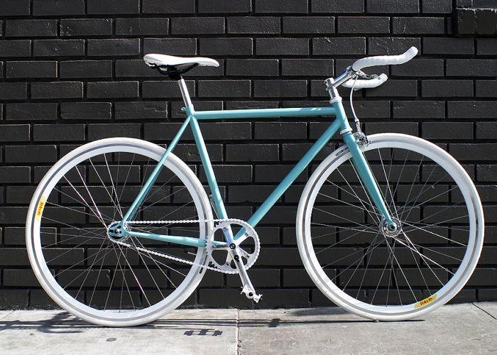 Mission Bicycle Company de San Francisco, Californie sur fixie-singlespeed.com