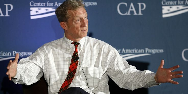 """Billionaire Green Activist Steyer Vows To Battle Trump, Says Money Not An Issue 