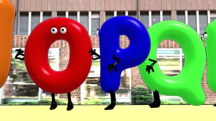 Alphabet ABCD Song | ABC Song | Car Songs | Kids Songs | Frozen Songs | ...