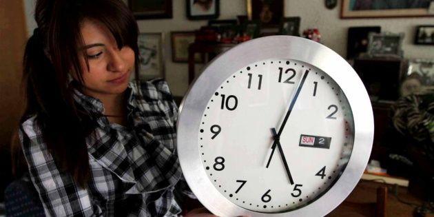 Comienza el Horario de Invierno - Informador.com.mx (Sátira) (Comunicado de prensa)