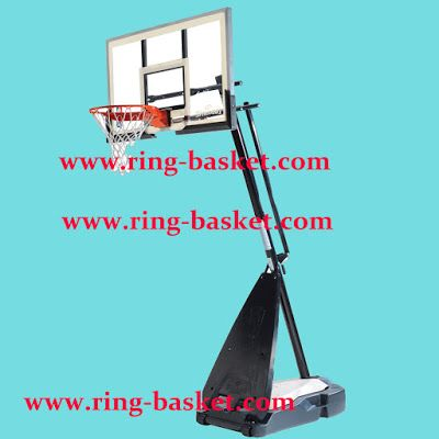 Jual Ring Basket , Tiang Basket Portabel  dan Papan Pantul Basket: Ring Basket  Portabel  Model SB