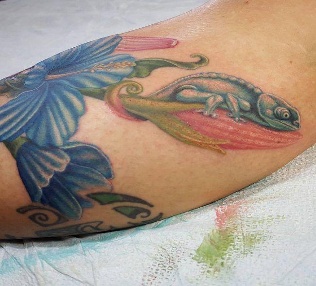 Tattoo Flash Chameleon Lizard: Top 25 Ideas About Chameleon Tattoo On Pinterest