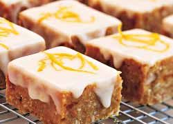 Apricot and Peanut Slice recipe from Food in a Minute