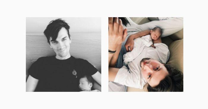 Запустился инстаграм-проект об отцовстве «Ежедневный папа»